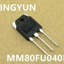 MUR80FU40DCT Diode Recovery 10pcs/Lot Welder Inverter Inverter