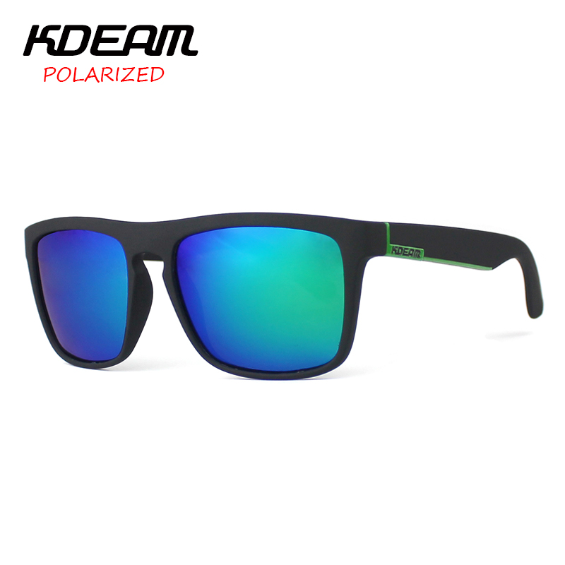 KDEAM Polarized Sunglasses Mens
