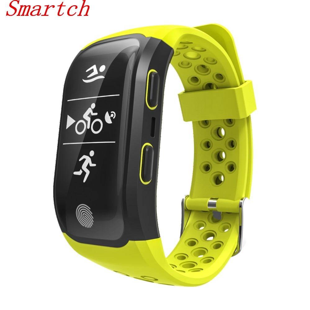 Smartch S908 Bluetooth GPS Tracker Wristband IP68 Waterproof Smart Bracelet Heart Rate Monitor Fitness Tracker Smart BandSmartch S908 Bluetooth GPS Tracker Wristband IP68 Waterproof Smart Bracelet Heart Rate Monitor Fitness Tracker Smart Band