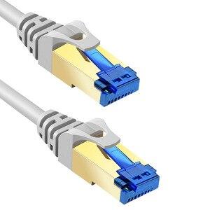 Image 1 - CAT6 UTP ギガビットイーサネットネットワークケーブル猫 6 パッチコード Lan ケーブル 250 MHz 1000Mbp pc ルータラップトップ 1 メートル 2 メートル 3 メートル 5 メートル 10 メートル 15 メートル 30 メートル