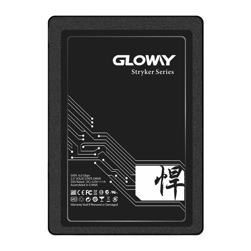 Gloway meilleur prix disque à semi-conducteurs ssd 960GB SATA III 2.5