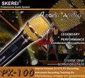 Broadcasting Wired Dynamic Mic Computer Studio Recording Condenser Microphone Professional Microfone Karaoke Microfono PC Mike