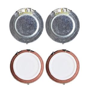 Image 2 - 2Pcs 27mm Speaker Vibration Resonance 3W 4 Ohm High Fidelity Audio Stereo