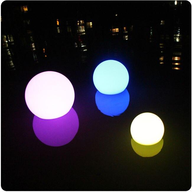 Сиқырлы RGBW жетекші Ball сыртқы диаметрі - Мерекелік жарықтандыру - фото 2