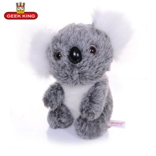 GEEK KING 18cm Cinereus doll koala plush toy birthday gift for kids girls baby brinquedos Australian Koala cute stuffed toys