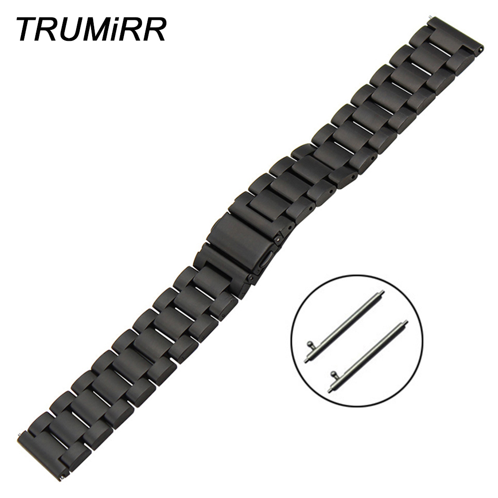 20mm 22mm Stainless Steel Watchband Quick Release Strap for Amazfit Huami Xiaomi Bip BIT PACE Lite Watch Band Wirst Bracelet 20mm 22mm stainless steel watchband quick release strap for amazfit huami xiaomi bip bit pace lite watch band wirst bracelet