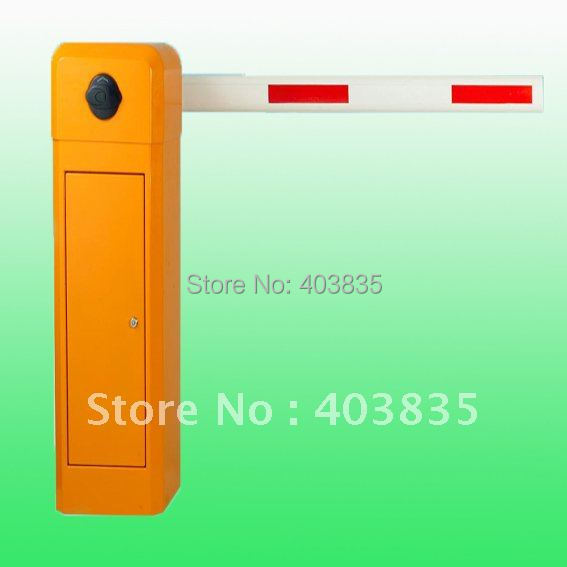 Vehicle barrier for Parking management system 1000pcs long range rfid plastic seal tag alien h3 used for waste bin management and gas jar management