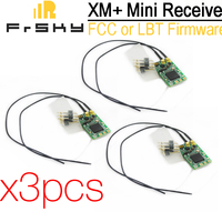 3pcs Lot Frsky XM Micro D16 SBUS Full Range Receiver Up To 16CH