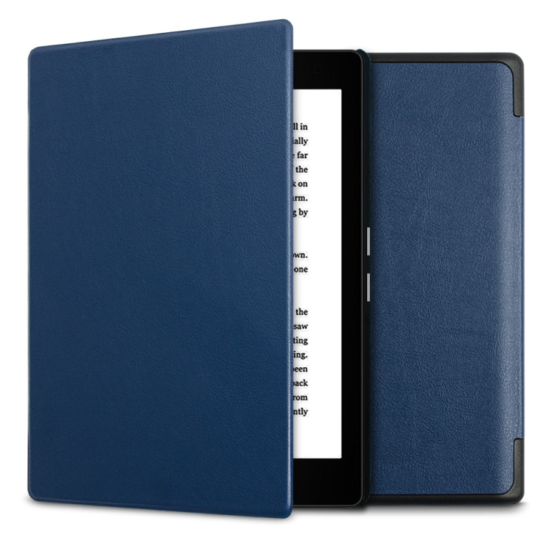 BoZhuoRui Ultra Slim Case for Kobo Aura Edition 2 E-book Smart Sleep/Wake-up Casual  6 inch Kobo Aura Edition 2 Pure Color CoverBoZhuoRui Ultra Slim Case for Kobo Aura Edition 2 E-book Smart Sleep/Wake-up Casual  6 inch Kobo Aura Edition 2 Pure Color Cover