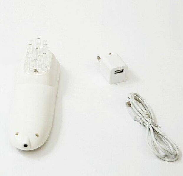 Portable home use  Laser hair growth  hair brush