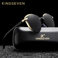 KINGSEVEN Cat Eye Sunglasses Women Polarized Fashion Ladies Sun Glasses Female Vintage Shades Oculos de sol Feminino UV400