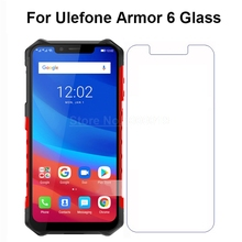 For Ulefone Armor 6 Armor6 6.2 Tempered Glass 9H 2.5D Premium Phone Screen Protector Film for Cover