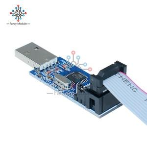 Image 3 - AVR ATMEGA16 Minimum System Board ATmega32 + USB ISP USBasp Programmer For ATMEL