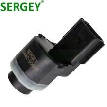 SERGEY Parking Assist Distance Control PDC Sensor 28442 0001R 28442 0001R 284420001R For RENAULT Megane III