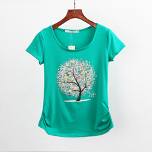 Ropa de verano de manga corta Camiseta femenina casual camisetas camiseta mujer ropa top camiseta harajuku camiseta tops talla grande 6XL 5XL
