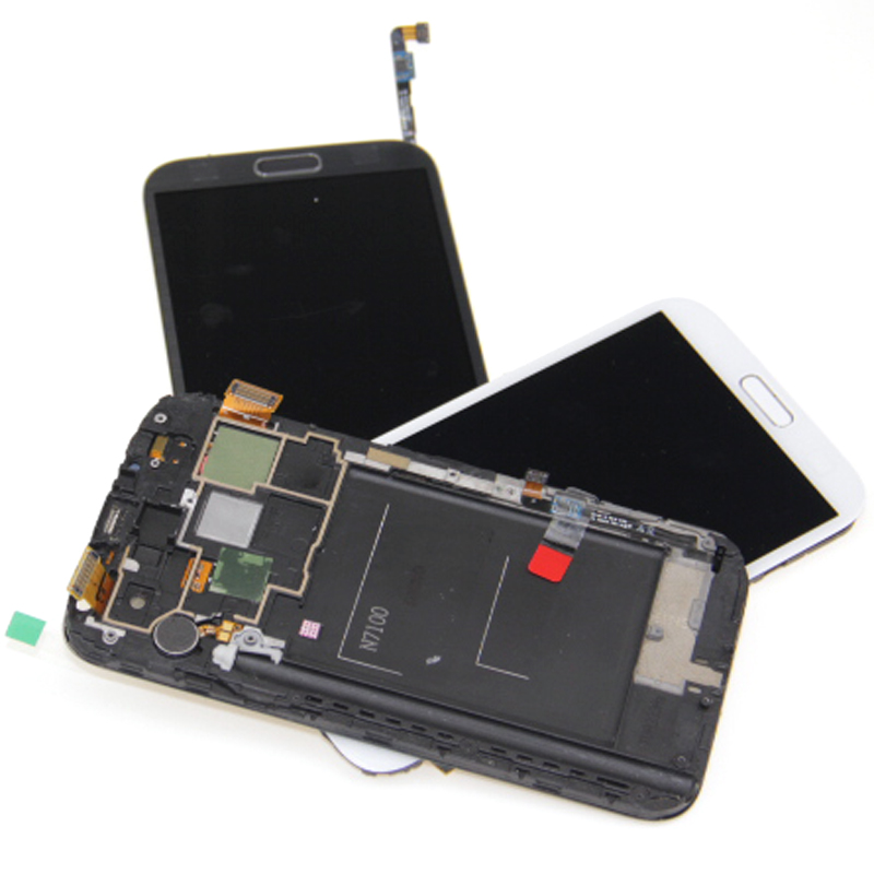 For-samsung-note2-N7100-lcd-28