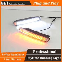 A T car styling For VW beetle LED DRL For beetle led fog lamps daytime running