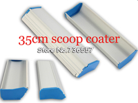 35cm Emulsion Scoop Coater Screen Printing Make Plate Screen Press