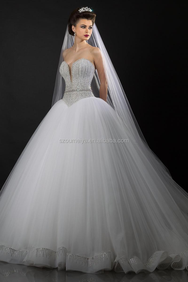 images officielles meilleurs prix nouvelle arrivee Onw738 lourd perles strass diamant Bling robe de bal ...