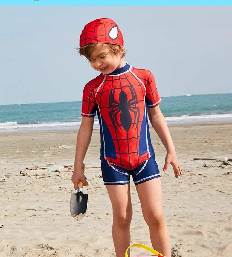 13cc759a478 ... Two Piece Bathing Suits Swimming Suit Long Sleeve Cartoon Kids Beach  Red. sku  32833244805