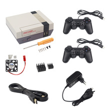 Wholesale prices NES NESPI Case Retroflag for RetroPi Raspberry Pi 3 2  + Game Controller + 32G SD Card + Fan + Heat Sink +Switch Power Adapter
