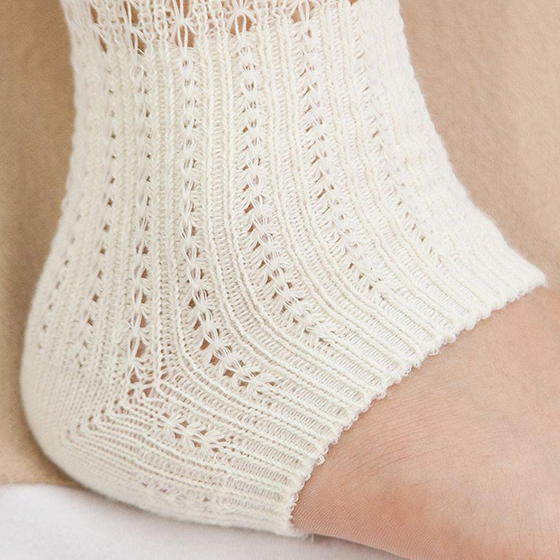 c97c4ca3e8413 2019 Women High Over The Knee Socks Thigh High Stockings Knitted ...
