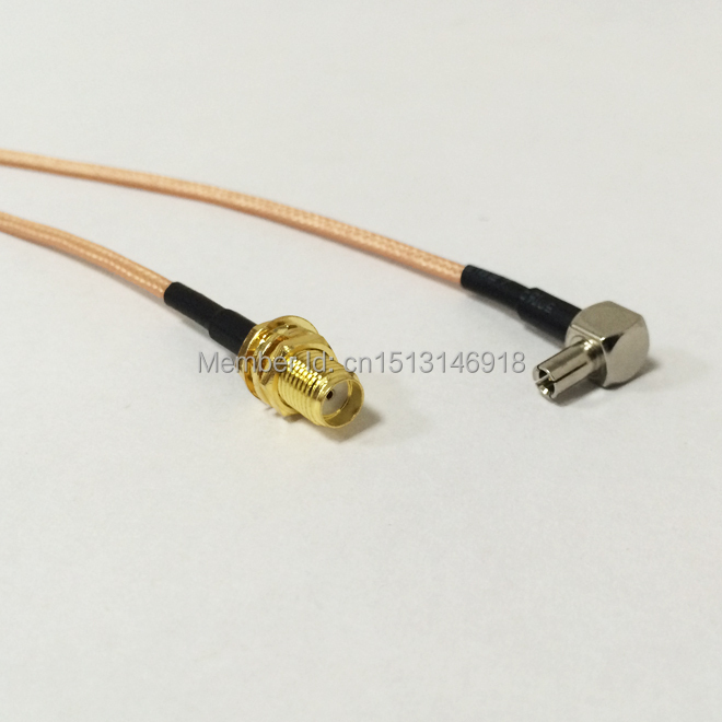 RF Pigtail SMA Female To TS9 male Connector RG316 Coaxial Cable SMA to TS9 Adapter 15CM for huawei e5332 e5776 e5372 modem 1m 2m 3m flat rj45 cable cat6 ethernet network cable patch lead rj45 cat6 patch cable for smart tv ps4 xbox white blue