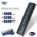 JIGU новый ноутбук Батарея для hp COMPAQ C700 V3000 F500 DV2000 HSTNN-DB42 HSTNN-LB42 HSTNN-LB42 HSTNN-OB31