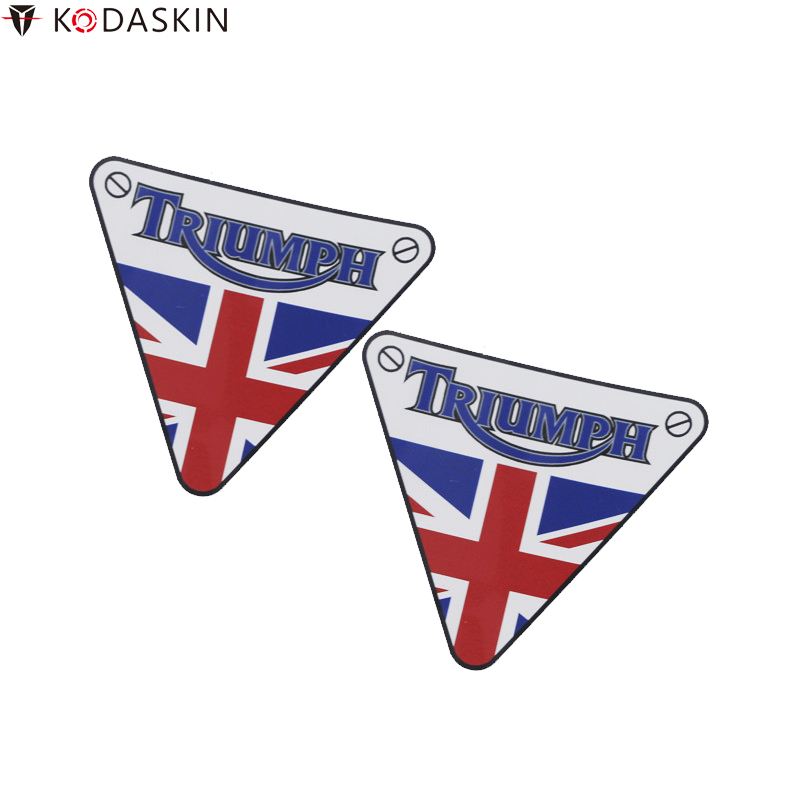 Emblem Sticker Decal Motorcycle For Triumph motorcycles