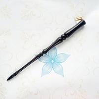 Deluxe Best Gift Rosewood English Copperplate Script Antique Dip Pen Holder Oblique Calligraphy Dip Pen