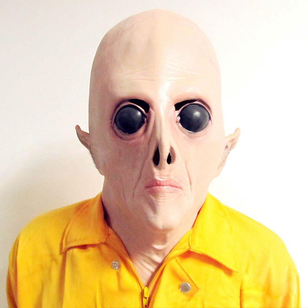 Aliexpress.com : Buy Alien Mask UFO Extra Big Eyes Horrible ...