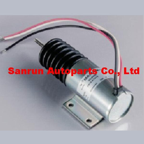 Solenoid P613-A1V24 24V 12V pull type solenoid P & Q 600 SERIES 3 WIRE p610 c5v12 12v am882277 solenoid