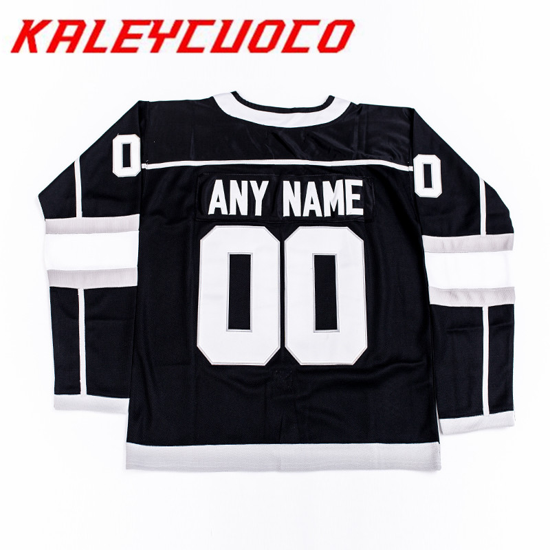 ee330a5e0 ... ireland custom made menwomenyouth high quality stitched logosnamenumber hockey  jerseys bigtall size color black white 0431e