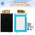 Original LCD for Alcatel One Touch Pixi 3 OT4009 4009 4009E LCD display screen pantalla repair tools
