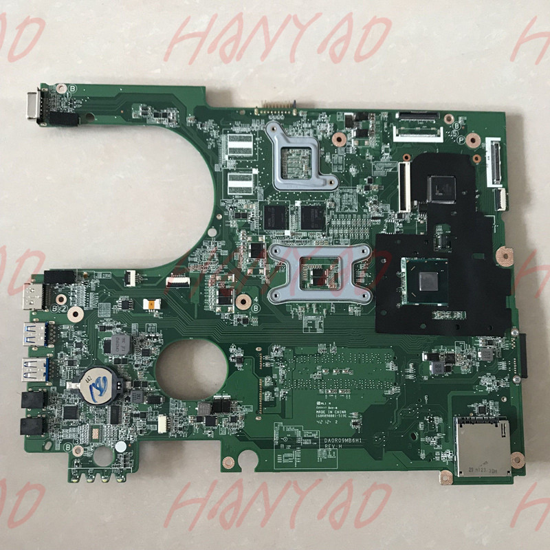 CN-01040N 01040N 1040N For DELL 5720 Series Laptop Motherboard DA0R09MB6H1 GT630M1G