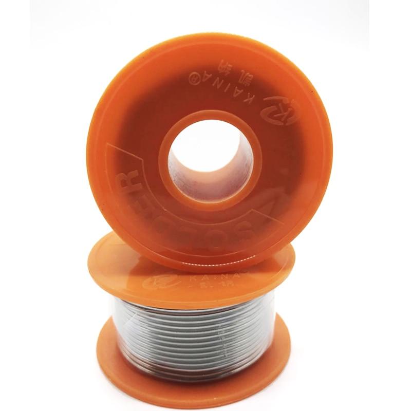 0.5mm 100g 63/37 Tin Solder Soldering Welding Iron Wire Lead Rosin Core Flux Reel