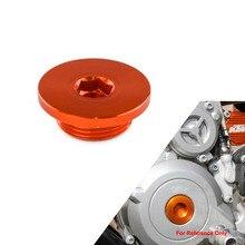 NICECNC Engine Ignition Cover Plug For KTM 390 690 950 990 1190 RC8 Duke Enduro SM SMC SMT SMR Adventure Supermoto RC390