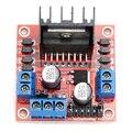 МАХА Топ L298N Двойной Н Мост ПОСТОЯННОГО ТОКА Шагового Двигателя Привода Плате Контроллера Модуль для Arduino Красной