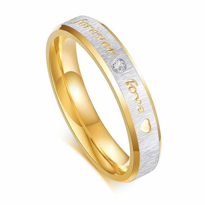 לנצח אהבת חתונה לנשים גבר מט סיים נירוסטה הבטחת אהבת מתנות ברית