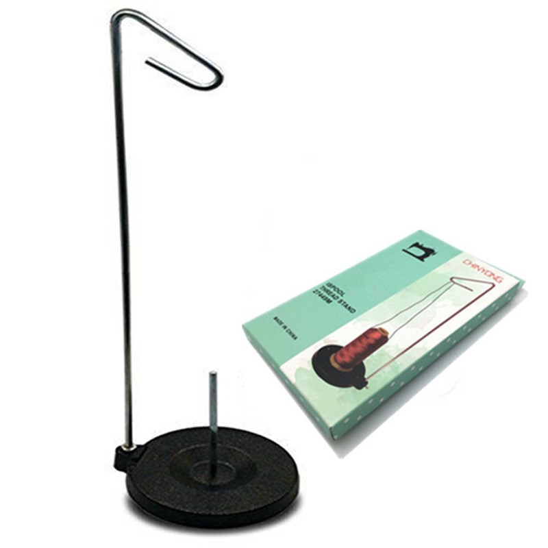 Sturdy Metal Base With Universal Cone And Spool Stand Thread Holder (27449M) 5BB5058Sturdy Metal Base With Universal Cone And Spool Stand Thread Holder (27449M) 5BB5058