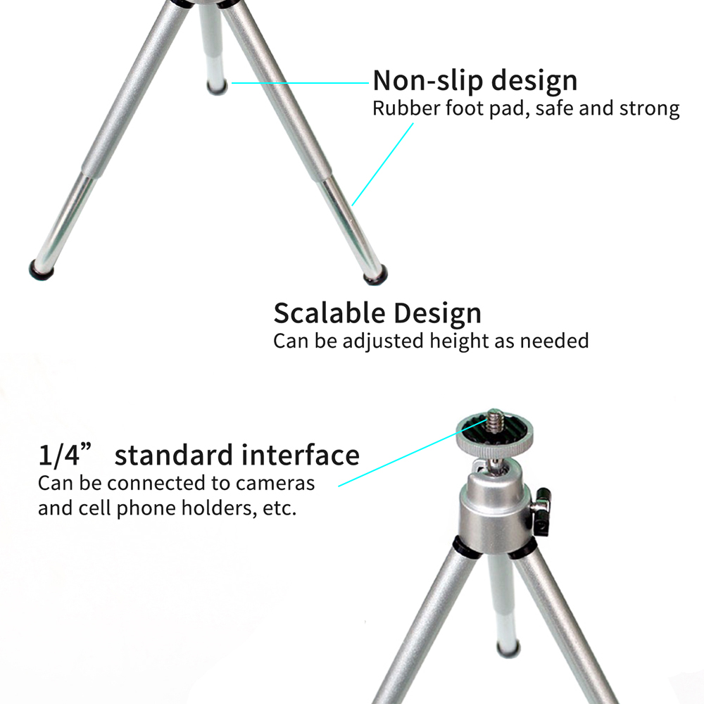 mini tripod phone