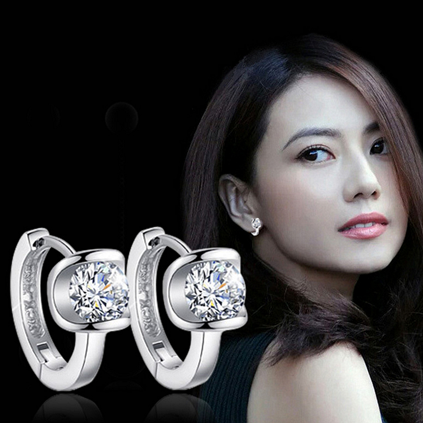 Angel kiss earrings female models of high end fashion for High end fashion jewelry