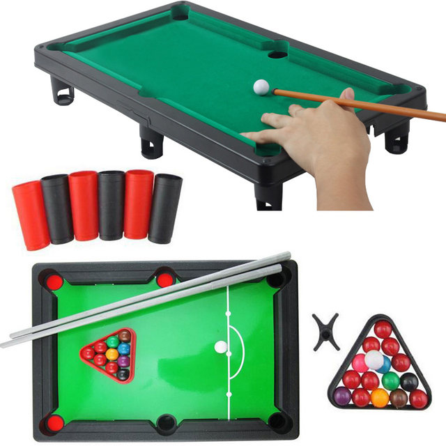 Online Shop New Portable Minipool Table Billiards Toys - Mobile pool table