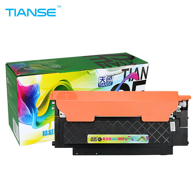 TIANSE CLT-K404S CLT K404S 404s toner cartridge clt-404s CLTK404S for Samsung CLP-C430 C430W C480 C480W C480FW C480FN printer clt404s 404s printer toner cartridge compatible for samsung xpress sl c430 c430w c433w c480 c480w c480fn c480fw 1pcs lot