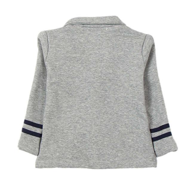 Online Shop Nimble Jacket For Boy Navy Blue Two Button Children