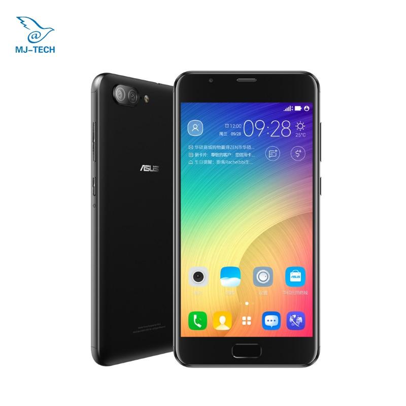bilder für ASUS Zenfone 4 max plus X015D ZC550TL 5000 mah große batterie 5,5 zoll 3G 32G MTK6750 Android 7.0 Metall handy