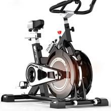 Bicicleta hogar mudo estupendo saludable joven dinámica magnética aparatos de ejercicios en bicicleta pedal de la bicicleta de ejercicio para bajar de peso