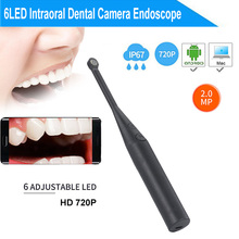 Dental Camera HD Intraoral Endoscope Camera LED Light USB Inspection for Dentist Oral Real-time Video Dental Tools wifi dental intraoral camera hd 720p oral dental endoscope led light monitoring inspection for dentist oral real time video dent