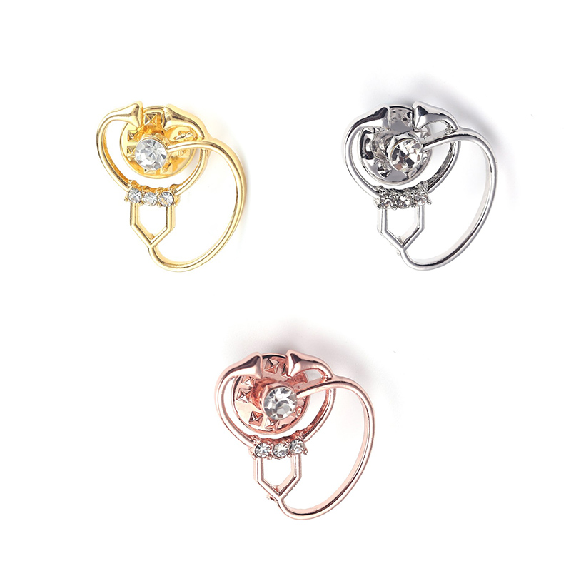 2018 Stethoscope Pin Metal Charm Brooch With Crystal For Doctors Dentist  Medical Student Nurse Medical Jewelry Graduation Gifts From Xiamenwatch,