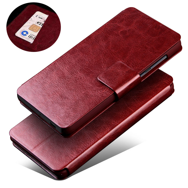 Alcatel 1 Case Flip 5.0 Luxury Wallet PU Leather Phone Cases For Alcatel 1 5033D 5033 5033A 5033Y 5033X ALCATEL1 Case Back Cover(China)
